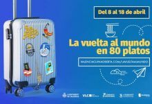 """""""La volta al món en 80 plats"""", el nou festival gastronòmic de València"""