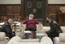 València estudia ampliar el convenio con la Junta Mayor de la Semana Santa Marinera