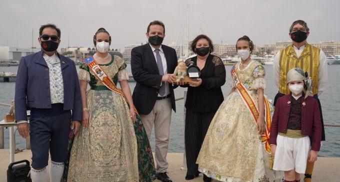El Concurs Internacional de Paella Valenciana de Sueca guanya el I Premi Safranet atorgat per la Falla Dr. J.J. Dómine-Port