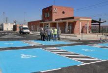 Oberts els nous aparcaments de l'estació de Renfe de Puçol