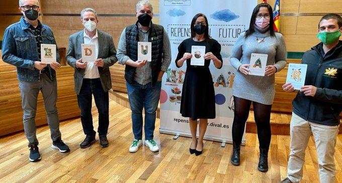 La Diputació presenta la plataforma educativa mediambiental 'Repensar el futur'