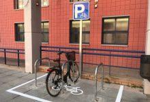 Xirivella instala 30 aparcabicis a propuesta de público usuario y comerciantes