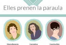 La Biblioteca Valenciana commemora el 8 de març amb un taller en línia d'escriptores valencianes durant la dictadura