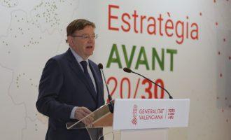 """Puig reclama """"aliances institucionals"""" contra """"la desigualtat"""" de l'àmbit rural"""