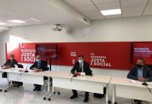 """Ximo Puig aposta per """"un gran acord"""" per a reformar el sistema de finançament"""