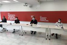 """Ximo Puig assegura que la """"situació política estable"""" a la Comunitat Valenciana garanteix un """"escenari favorable per a la recuperació econòmica, social i sanitària"""""""