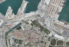 Llum verda al Pla Especial de la Zona Sud del port de València