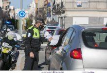 La Policia Local de Gandia sanciona 113 persones per incomplir el tancament perimetral durant l'últim cap de setmana del dispositiu