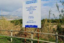 La Diputació arregla los desperfectos por deslizamientos en Alfauir