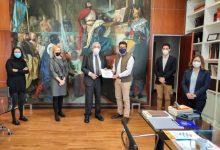 Alfafar i el CEU UCH han signat un conveni per a desenvolupar el projecte 'ReThink Alfafar'