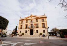 Paterna se suma a l'Hora del Planeta amb l'apagat dels seus edificis públics més representatius
