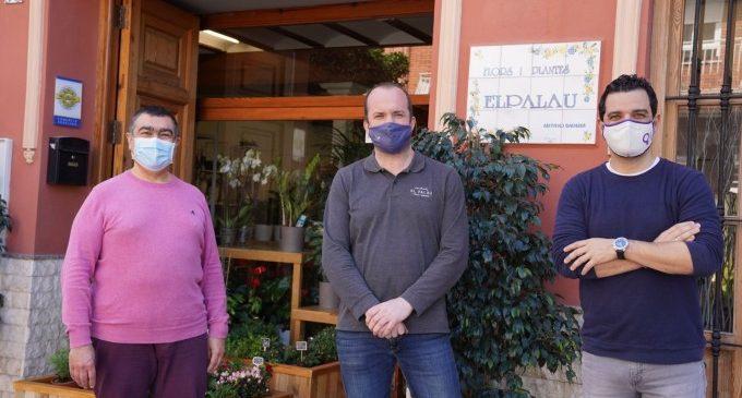 Paterna destinarà més d'1.000.000 € a ajudes a perruqueries, floristeries i la resta d'activitats professionals afectades per la pandèmia