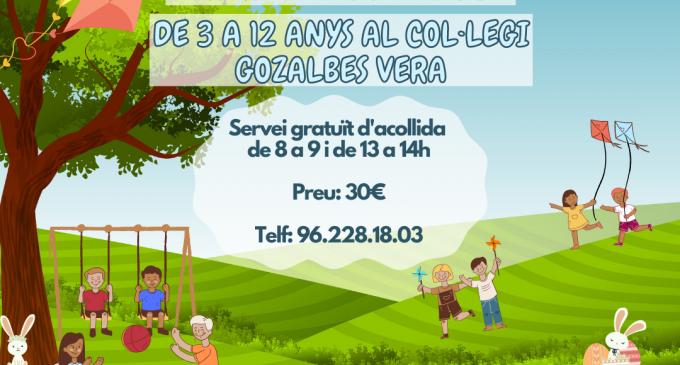 Abierto el plazo para inscribirse en la Escuela de Pascua 2021 de Xàtiva