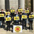 Compromís impulsa que ocho partidos pidan el cierre de la central nuclear de Cofrents en el Congreso