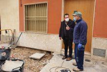L'Ajuntament de Sueca repararà un gran nombre de voreres en diferents fases pel seu estat deficitari