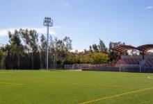 Las instalaciones deportivas de Mislata estrenan mejoras en eficiencia energética