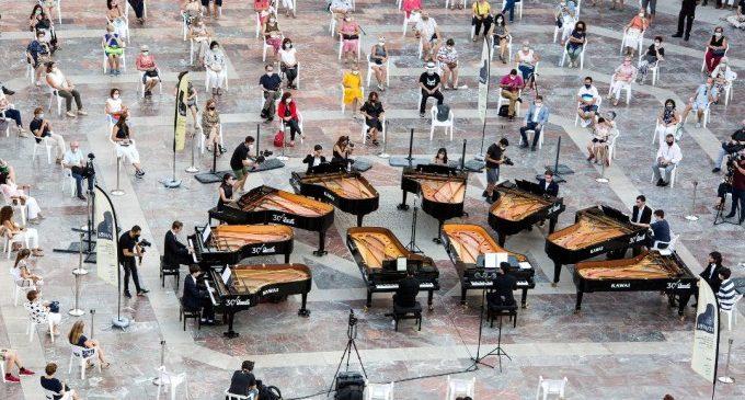 El Premi Iturbi selecciona a 22 pianistes de 15 països que participaran en el concurs