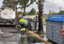 Paterna comença la campanya de neteja intensiva en tots els seus barris