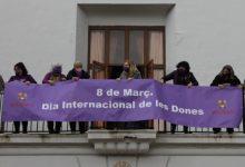 El acto central del 8M en Ontinyent visibiliza el trabajo de las mujeres durante la pandemia