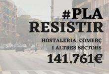 Foios aprova les ajudes del Pla Resistir per valor de 141.761 €