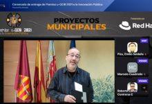 L'Ajuntament d'Alzira rep el premi U-GOB a nivell internacional pel seu projecte Alzira Resilient