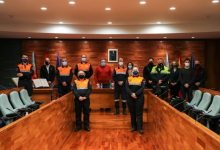 Torrent homenatja els voluntaris i voluntàries de Protecció Civil
