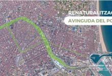 """L'Avinguda del Port es convertirà en el """"vertader passeig a la mar"""""""