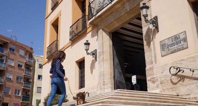 Paterna permet l'accés de mascotes a edificis i transport públic i s'aferma com a ciutat Animal Friendly
