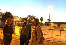 L'ecoparc de l'EMTRE a Catarroja estrena lluminàries amb una nova tecnologia LED