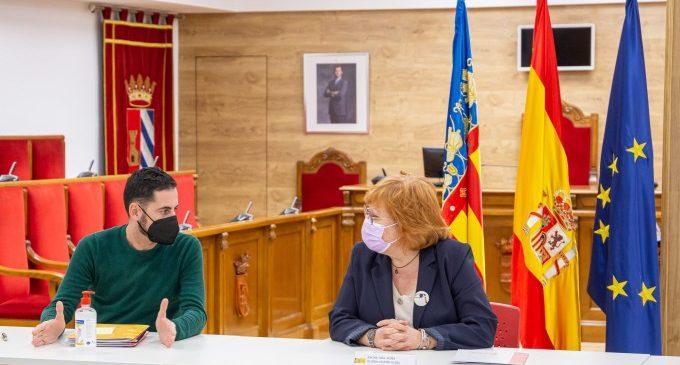 La Delegada del Govern visita Mislata per a conéixer les necessitats del municipi