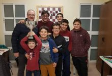 El club Aldaia Educart, en la segona fase del mundial d'escacs sub-16