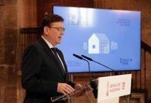 """Ximo Puig destaca que las ayudas a la rehabilitación de la vivienda permitirán fortalecer este """"pilar del estado del bienestar"""""""