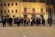 Massamagrell ret homenatge als voluntaris de Protecció Civil