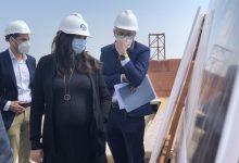 El nou barri de Font de Sant Lluís de València tindrà més de 1.000 habitatges de protecció pública