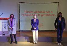Bravo presenta el Fòrum per a l'Abolició de la Prostitució, que proposarà els canvis legals per a erradicar aquest tipus de violència de gènere