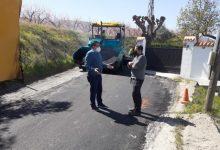 La col·laboració del veïnat d'Ontinyent permet a l'Ajuntament millorar la seguretat del Camí Vell de l'Alba