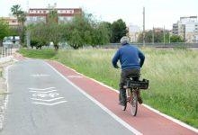 Paiporta projecta nous carrils bici a la carretera de València i la d'Albal