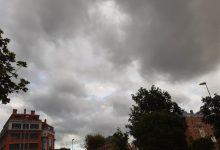 Precipitaciones localmente fuertes o persistentes este domingo en la mitad sur de la Comunitat Valenciana
