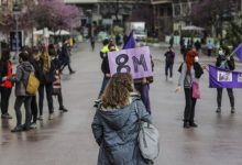 Concentracions de dones alcen la veu a València per les