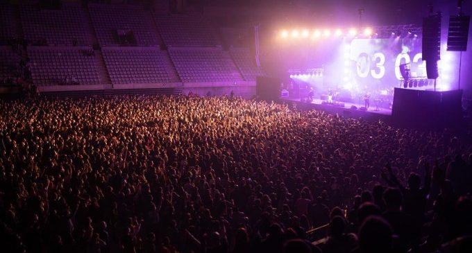 Un concert multitudinari, la prova pilot que pretenen posar en marxa diversos promotors valencians