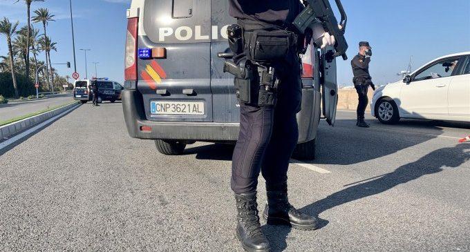 Prop de 10.000 agents vigilaran carreteres, zones d'afluència i accessos a la Comunitat Valenciana per Setmana Santa