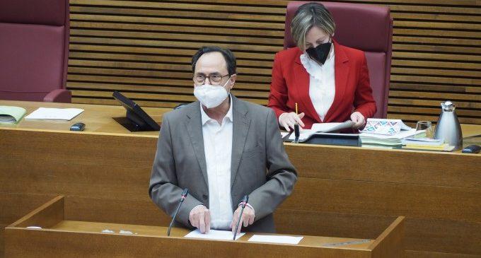Soler: 'Es declararan d'interés general totes les activitats, obres i infraestructures sanitàries relacionades amb la pandèmia'