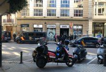 Desallotjats els ocupes de l'edifici Pintor Sorolla de València