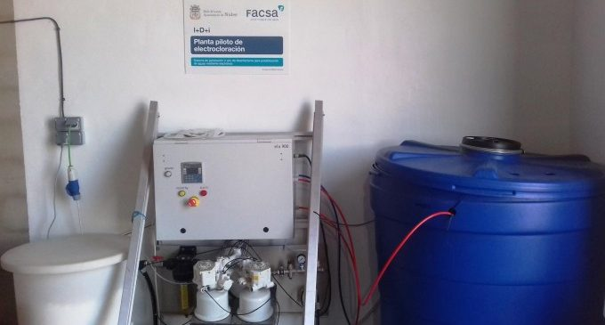Demostren l'eficàcia d'un desinfectant ecològic i innocu contra la Covid-19 en dos minuts