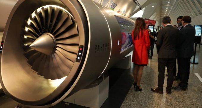 Hyperloop, l'aposta valenciana que canviarà el transport del futur
