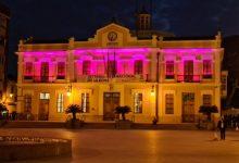 La façana de l'Ajuntament de Burjassot comptarà amb nova il·luminació