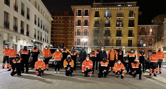Protecció Civil d'Alzira celebra el dia del voluntariat amb un acte obert a la ciutadania