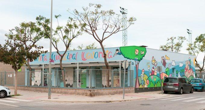 L'Escola Infantil Municipal d'Aldaia celebra el seu dècim aniversari