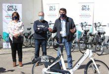 Ontinyent encapçala el servei de préstec de bicicletes elèctriques en la Comunitat Valenciana