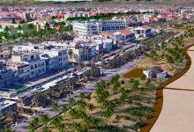 El passeig marítim de València es renaturalitzarà deixant arrere la barrera d'asfalt